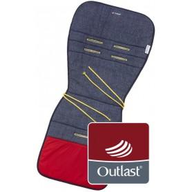 podložka do kočárku Outlast Jeans