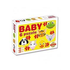 Dohany dětské baby puzzle