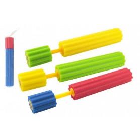 Teddies Vodní trubice pěnová stříkací 35cm, různé barvy