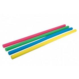 Teddies Vodní tyč plavací pěnová trubice 155cm průměr 6cm 4 barvy
