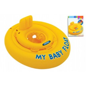 Teddies Baby kruh nafukovací +- 70cm v krabici 6-12m