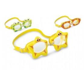 Teddies Plavecké brýle zvířátko 3-8 let