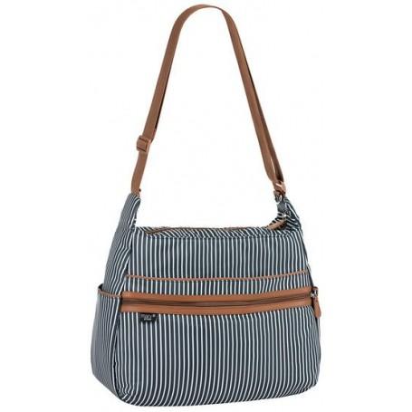 Marv Urban Bag pinstripe anthracite