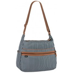 Marv Urban Bag pinstripe anthracite