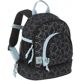 Mini Backpack Spooky black
