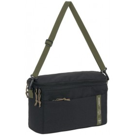 Casual Insulated Buggy Shopper Bag black