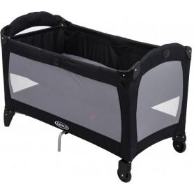 Roll a Bed black / grey