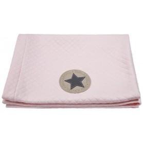 deka tenká sv. růžová