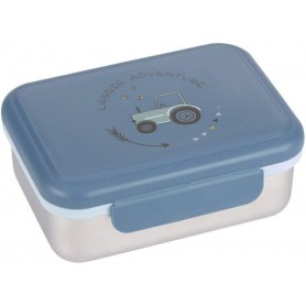 Lunchbox Stainless Steel Adventure tractor