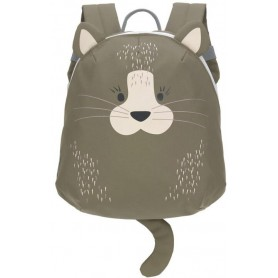 Tiny Backpack About Friends cat