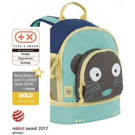 Mini Backpack Wildlife meerkat