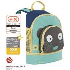Mini Backpack Wildlife meerkat