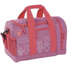 Mini Sportsbag About Friends mélange pink