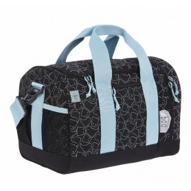 Mini Sportbag Spooky black