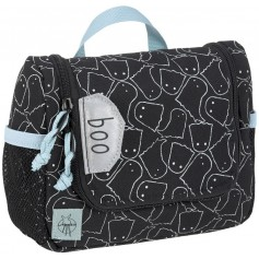 Mini Washbag Spooky black