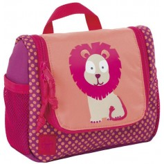 Mini Washbag Wildlife lion