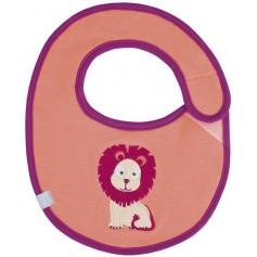 Small Bib Waterproof Wildlife lion