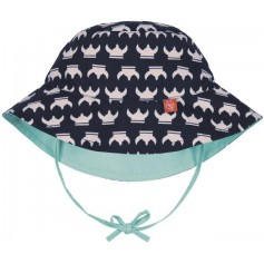 Sun Protection Bucket Hat viking 18-36 mo.