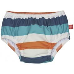 Swim Diaper Boys multistripe 18 mo.