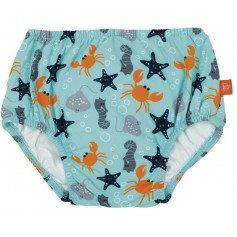 Swim Diaper Boys star fish 12 mo.