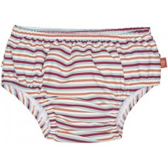 Swim Diaper Girls 2016 small stripes XL