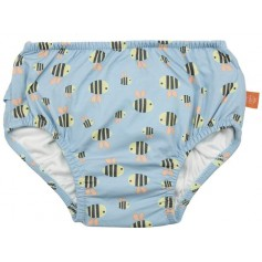 Swim Diaper Girls bumble bee 12 mo.