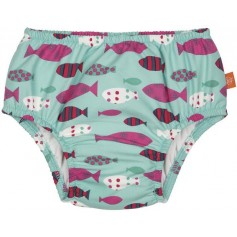 Swim Diaper Girls mr. fish 06 mo.