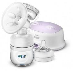 AVENT PHILIPS Odsávačka mateřského mléka Natural elektronická nová