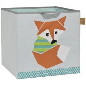 Toy Cube Storage Little Tree fox
