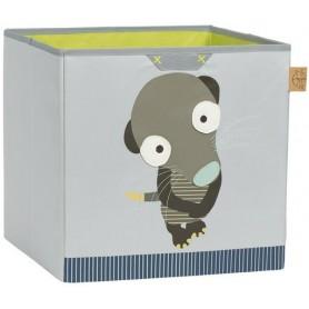 Toy Cube Storage Wildlife Meerkat