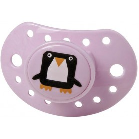 Pacifier pink