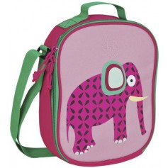 Wildlife Mini Lunch Bag 2017 elephant
