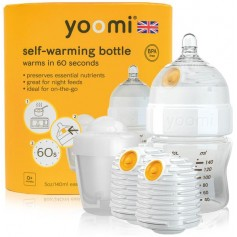 5oz Bottle/2 x Warmer/Teat/Pod - Y15B2W1P