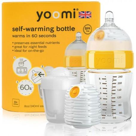 8oz Bottle/Warmer/Teat/Pod - Y18B1W1P