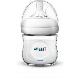 AVENT Kojenecká láhev NATURAL 125 ml, 1 ks