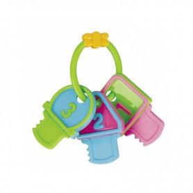 Canpol babies Chrastítko s kousátkem klíče