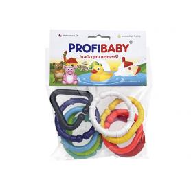 ProfiBaby Plastové tvary sáček 10 ks