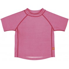 Rashguard Short Sleeve Girls 2016 light pink L