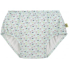 Swim Diaper Girls fish scales 12 mo.