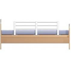 Reer Zábrana na postel nastavitelná - kov