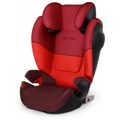Cybex Solution M-fix SL Rumba Red 2018
