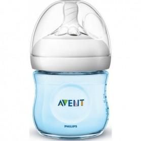 AVENT Láhev Natural 125 ml (1 ks) modrá nová