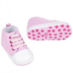 G-MINI Capáčky tenisky růžové