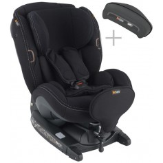iZi Kid i-Size X3 premium car interior black 50