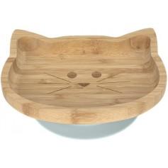 Platter Bamboo Chums Cat