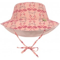Sun Bucket Hat flamingo 18-36 mo.