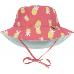 Sun Bucket Hat pineapple 18-36 mo.