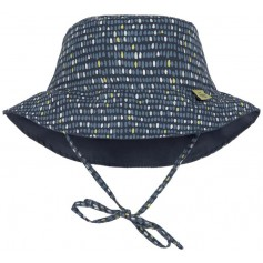 Sun Bucket Hat spotted 18-36 mo.