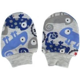 MAMATTI Rukavičky pro kojence - Chameleon