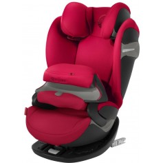 Cybex Pallas S-fix Rebel Red 2018
